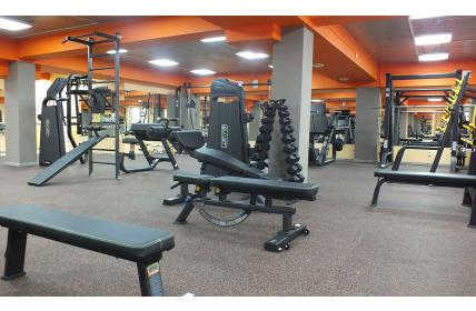Тренажерный зал Fortis Gym г.Иркутск