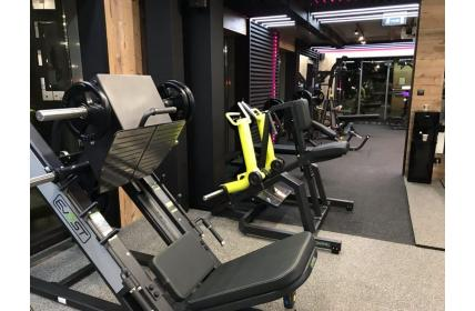 В ноябре в Москве открыл свои двери фитнес- клуб