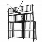 Сектор ограждения ZSO, с воротами, без щита и кольца