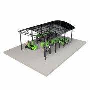 Спортивный комплекс EGB-5020