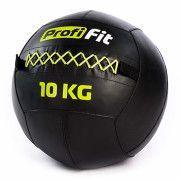 Медицинбол набивной (Wallball) PROFI-FIT,10 кг