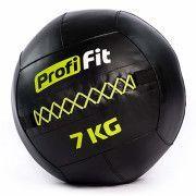Медицинбол набивной (Wallball) PROFI-FIT, 7 кг