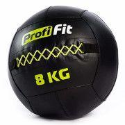 Медицинбол набивной (Wallball) PROFI-FIT, 8 кг