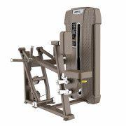 E-4034 Гребная тяга с упором на грудь (Vertical Row). Стек 105 кг.