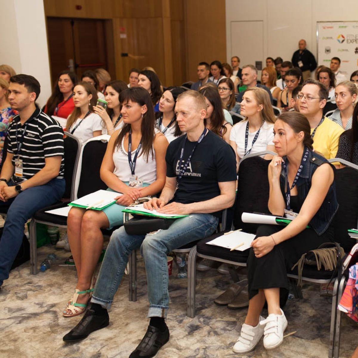 в Новосибирске прошел отраслевой бизнес-форум Global Fitness Russia